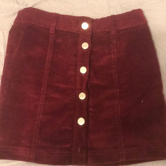 Clothing, Shoes & Accessories Women's Clothing Bershka Skirt Size S